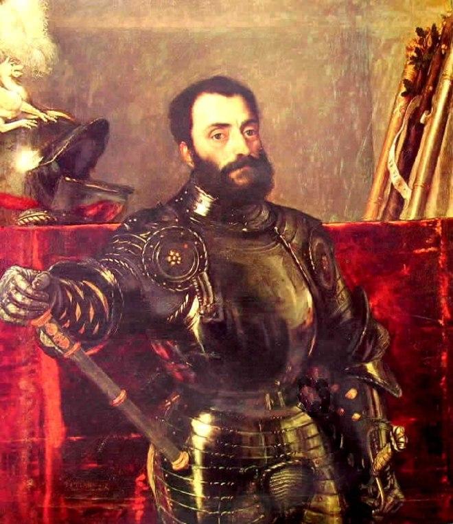 Tiziano: Ritratto di Francesco Maria Della Rovere