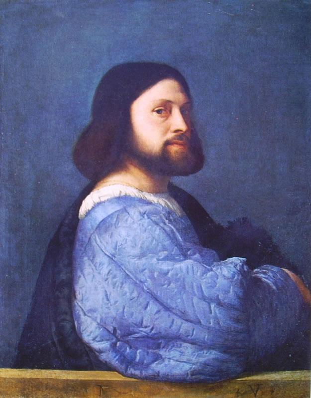 Tiziano: Ritratto dell'Ariosto (?)