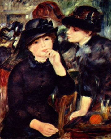 Renoir - Ragazze in nero