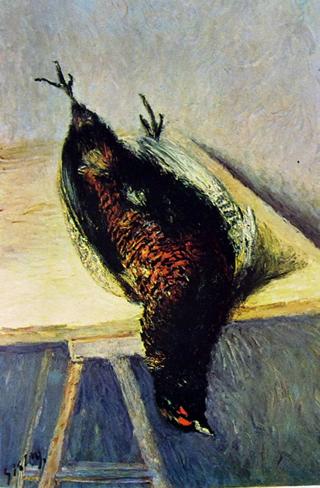 Alfred Sisley: Il fagiano