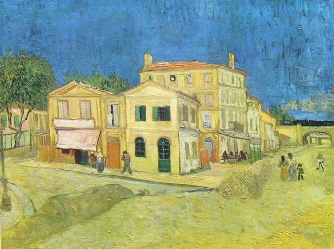 La casa di Vincent Van Gogh ad Arles
