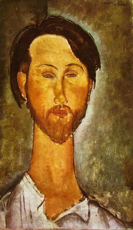 Amedeo Modigliani: Leopold Zborowski