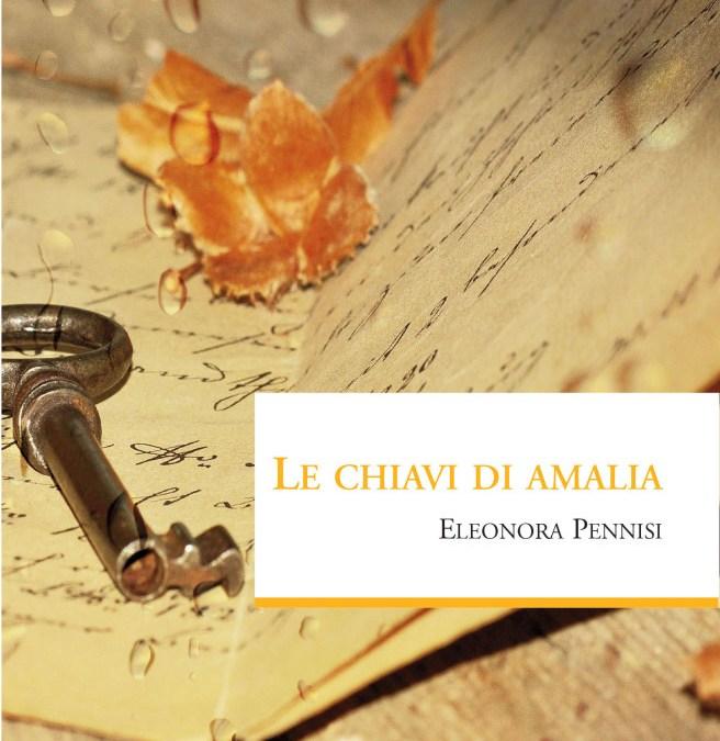 """Recensione: """"Le chiavi di Amalia"""" di Eleonora Pennisi"""