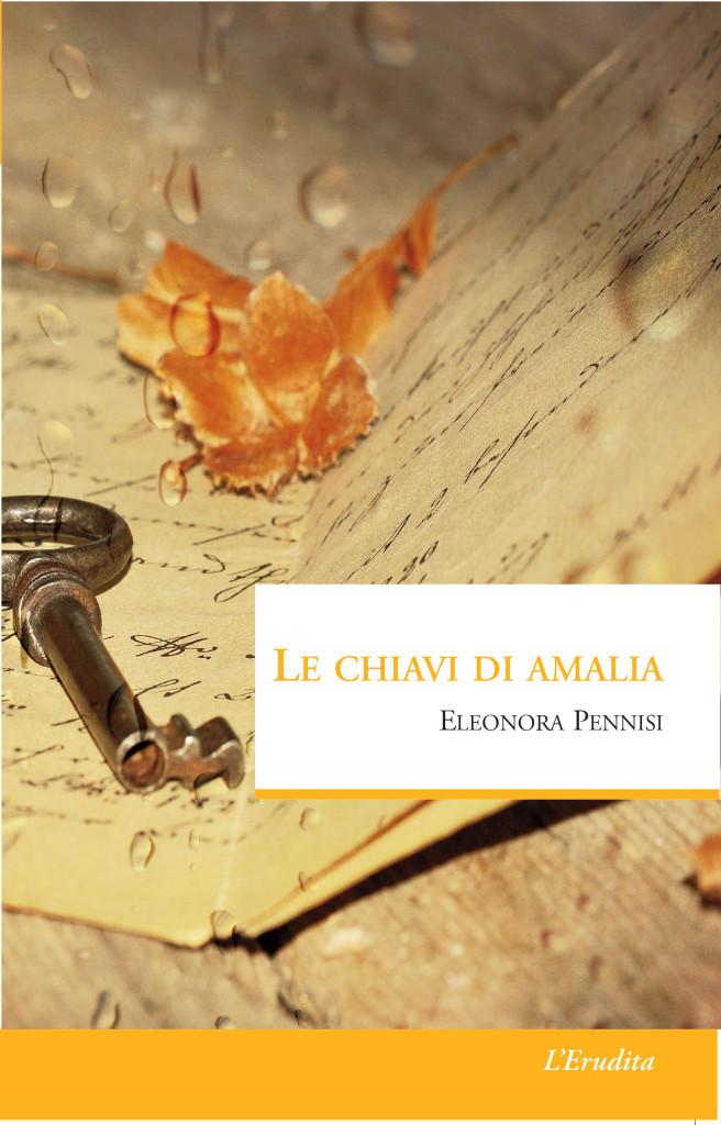 Le chiavi di Amalia Book Cover
