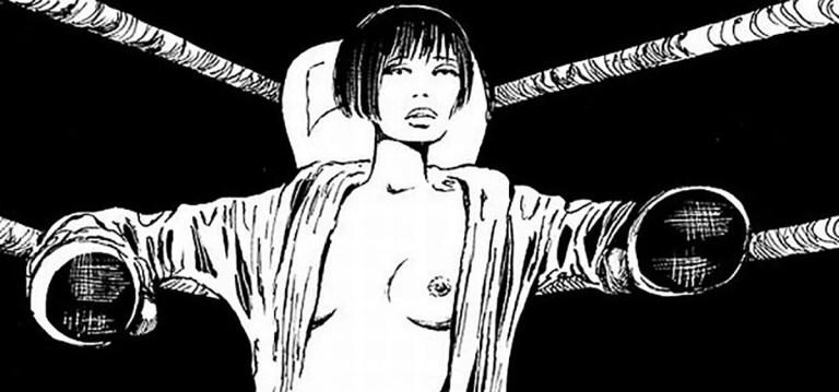 Forme sinuose e caschetto: Valentina, sogno erotico a fumetti