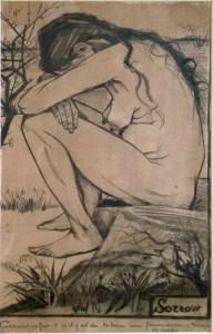 Dolore, Vincent Van Gogh