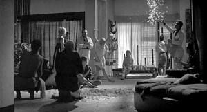 La dolce vita - scena della festa