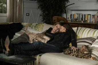 io e lei e il gatto
