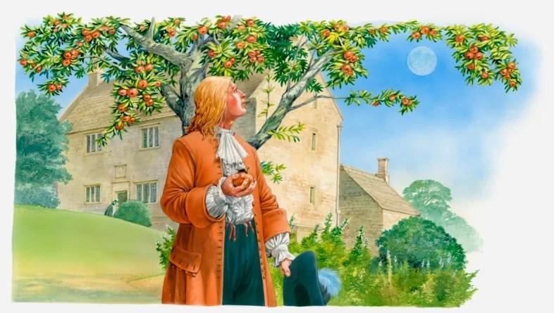 Newton, Apple
