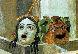 maschere comiche