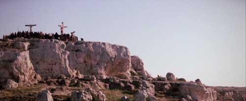 La passione di Cristo di Mel Gibson: il Golgota è Murgia Timone