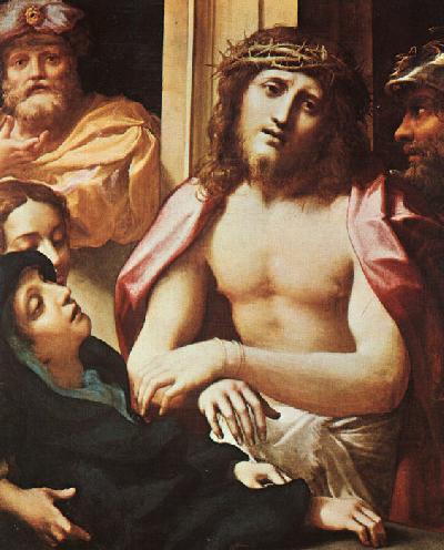 """""""Ecce Homo"""" di Correggio"""