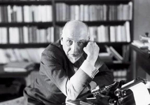 Lo scrittore Luigi Pirandello - fonte: www.wikipedia.it