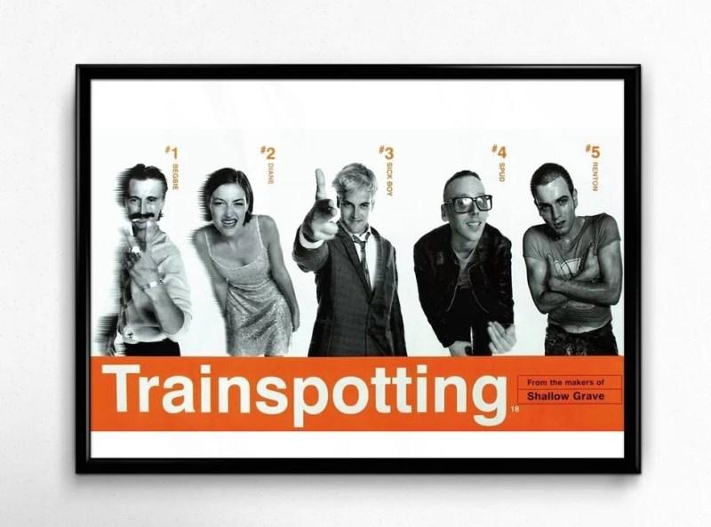 Trainspotting immagine