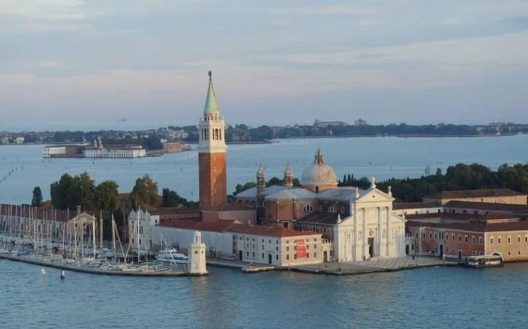 San Giorgio Maggiore, <br>la perla di Venezia