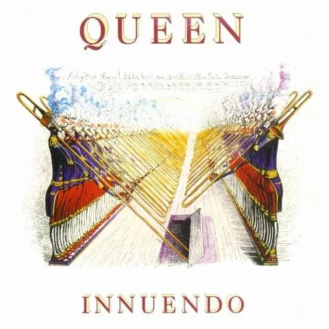 "14 gennaio 1991: esce ""Innuendo"" dei Queen"