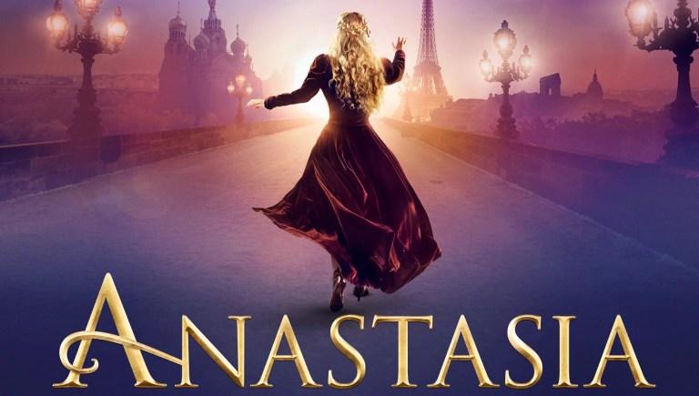 Anastasia: il classico d'animazione diventa un musical