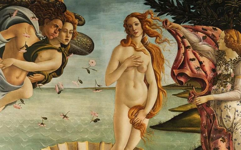 La Nascita di Venere: dare un volto alla bellezza