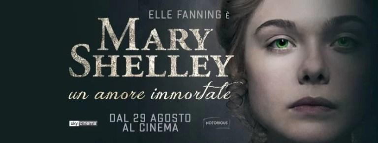 «Mary Shelley»: 3 motivi per andare al cinema
