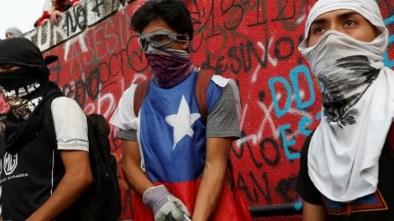 Protesta in Cile