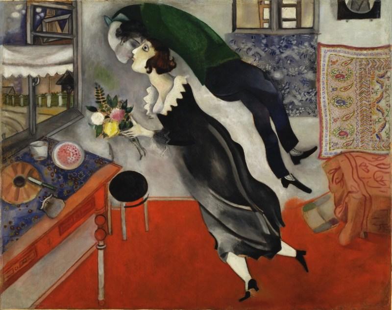 Compleanno di Marc Chagall