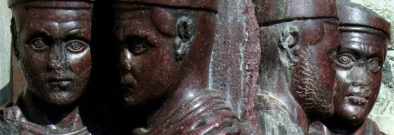 I Tetrarchi, simbolo della continuità del potere imperiale