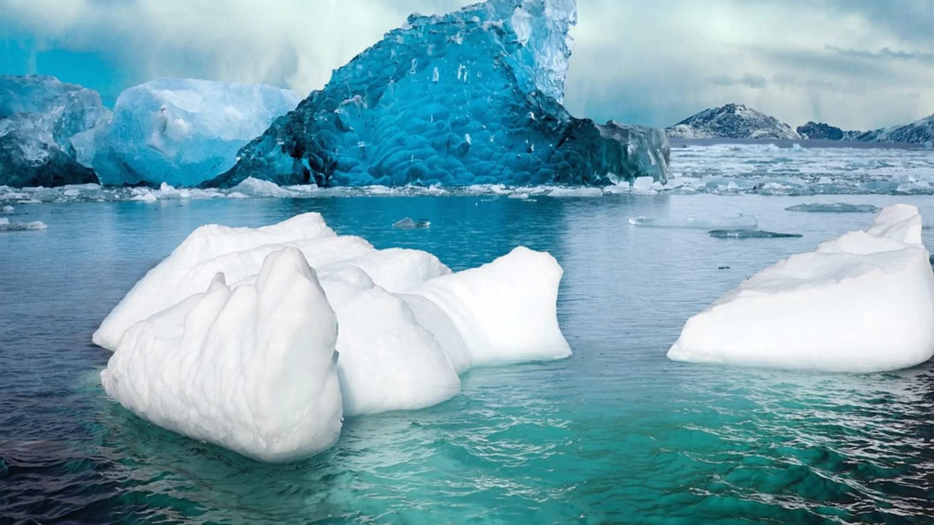 disgelo ghiacciai