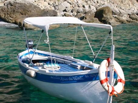 Boat Tours Rosa dei Venti