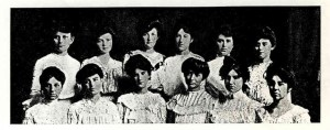 The Beta Chapter of Alpha Xi Delta, 1904