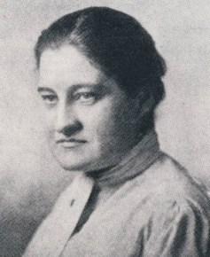 Winifred Chase, P.E.O. and Tri Delta