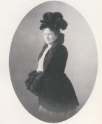 (Sarah) Ida Shaw Martin, Delta Delta Delta Founder