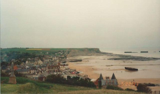 Arromaches Normandy