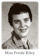 Freida Joy Riley