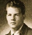 Frank Gifford as a USC student.