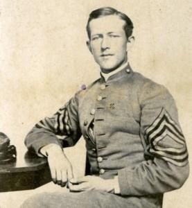 Otis Allan Glazebrook (Photo courtesy of VMI Archives)