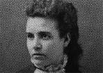 Ellen Eliza Hamilton (courtesy of UVM)