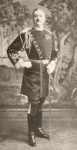 Major Archibald Butt