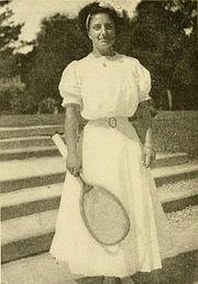 Hazel Hotchkiss 1910 while a student at UC-Berkeley