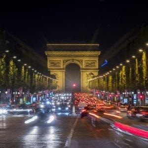 City Tour a Noite em Paris