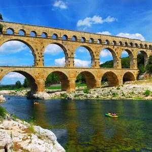 pont du gard provence