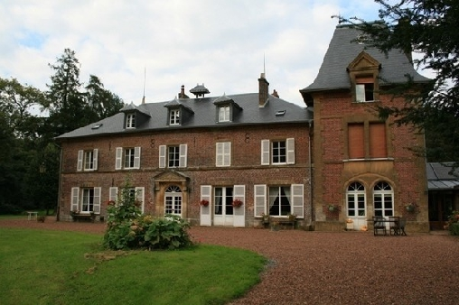 Chambres Dhotes Ardennes Chateau Des Loches