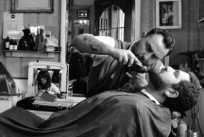 Salon de coiffure!