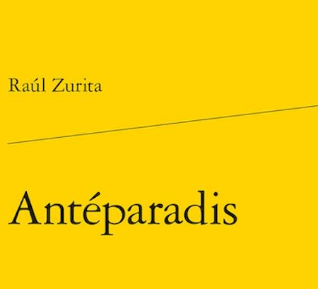 Raúl Zurita en force et en français disponible fin décembre !