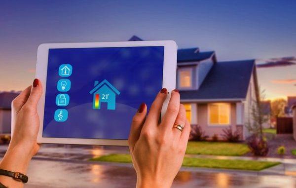 smart building maison connectée bâtiment intelligent intelligente artificielle domotique