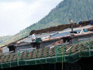 Chute de hauteur BTP risque employeur accident du travail bâtiment artisan