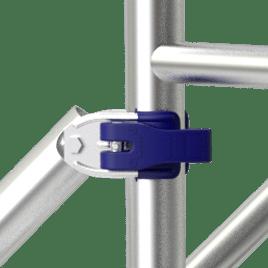 Système breveté de fixation rapide
