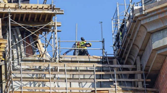 Les chutes de hauteur dans le BTP risques prévention employeur BTP
