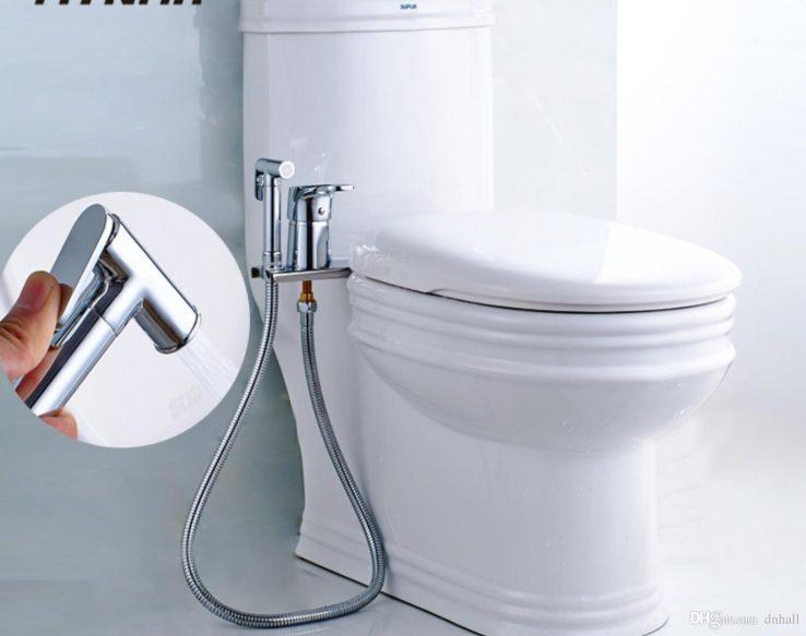 pourquoi acheter une douchette wc