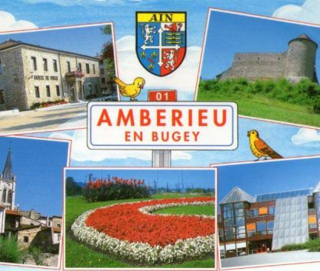 Amberieu En Bugey
