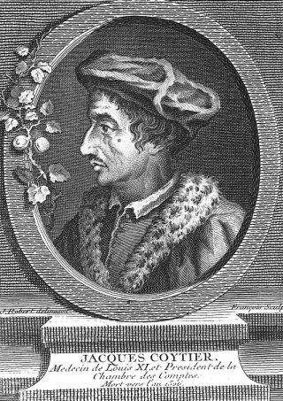 Jacques Coitier (ou Coictier, Coytier, Coittier) (1430-1506)